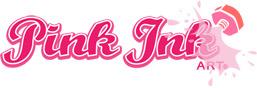 Pink Ink Art